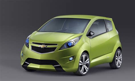 New Chevrolet Compact Car Coming Next Year Picture.