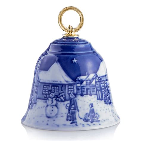 bing and grondahl christmas bell 2016 silver superstore