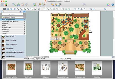 floor plan software