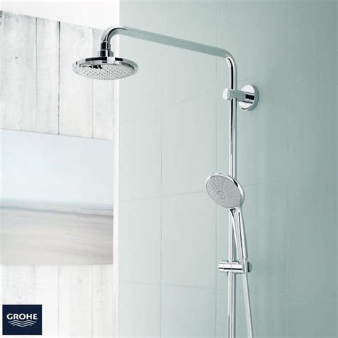 euphoria shower grohe euphoria system 180 thermostatic bar shower 2