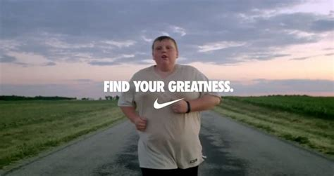 Nikes Great Fat Kid Commercial