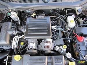 2001 Dodge Dakota Slt Quad Cab 4x4 4 7 Liter Sohc 16