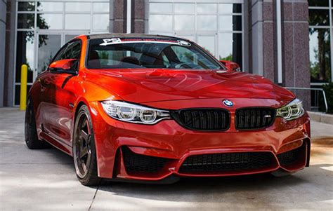 red bmw 2016 2016 bmw m4 red color photo high resolution autocar pictures