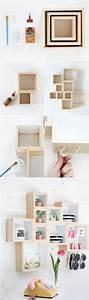 Schlüsselanhänger Selber Machen Holz : wanddeko selber machen 68 tolle ideen f r ihr zuhause ~ Orissabook.com Haus und Dekorationen