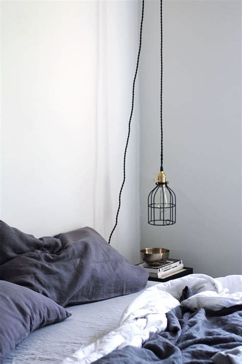 diy hanging pendant light from color cord company