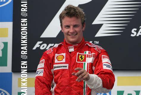 The world is happy kimi raikkonen is staying at ferrari, if for no other reason than to listen to his grumpy radio messages, writes andrew benson. Scuderia Ferrari Hero - Kimi Räikkönen