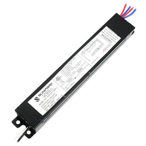 sunpark 96120 apf120 1 96pll compact fluorescent ballast