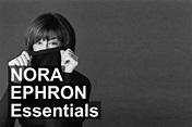 """NORA EPHRON Essentials"" (With images)   Nora ephron, Nora ..."