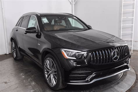 (554)кожа наппа amg эксклюзив коричневый трюфель / черная. New 2020 Mercedes-Benz GLC AMG® GLC 43 SUV SUV in Austin # ...