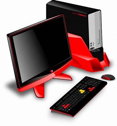 Computer Pc Desktop Transparent Pluspng