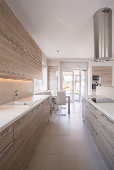 grand rectangular kitchen designs pictures