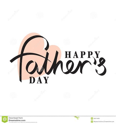 Happy Fathers Day Clipart Lettering Clipart Happy Fathers Day Pencil And In Color