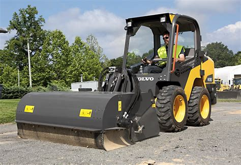 volvo mcc skid steer loader  kg specification  features