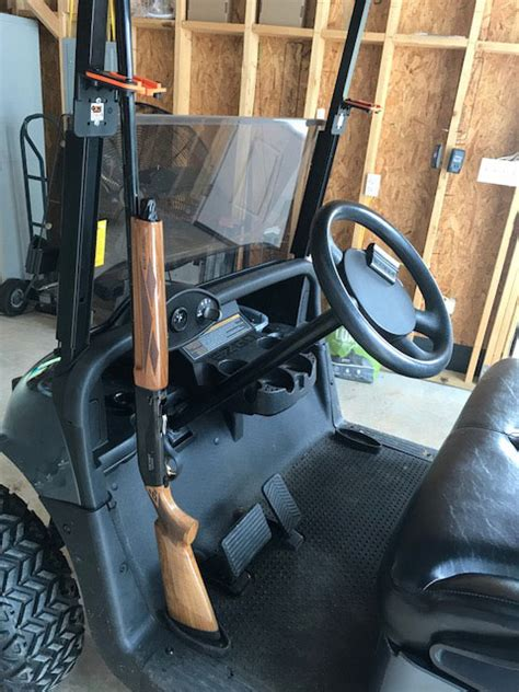 vt vehicle transport universal mount gun rack utv gun