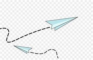 Paper Plane Airplane Flight Clip Art