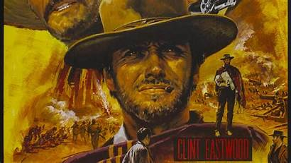 Ugly Bad Wallpapers Eastwood Clint Western Italian