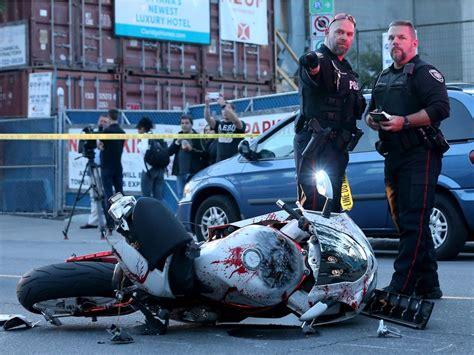 Motorcyclist Killed In Byward Market Crash