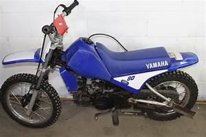 Yamaha 80cc Dirt Bike  Sold For Parts