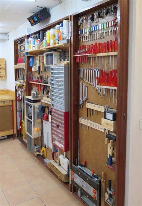 Garage Werkzeugwand by Gereedschapskast Inspiration Werkzeugwand Garage