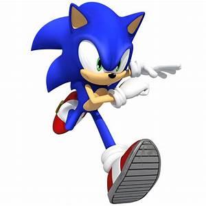 Image Gallery sonic running