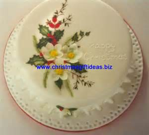 gifts baskets christmas cake pictures