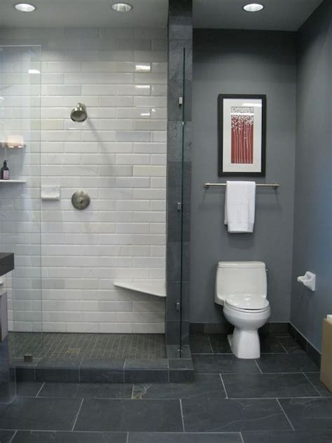 Bathroom Paint Colors With White Tile by Best Grey Paint Colors For A Bathroom Back To Post