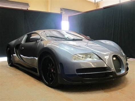 First day of cars and coffee in pitt!! Bugatti Veyron Replica Based on Mercury Cougar, Asking $81,995 - GTspirit