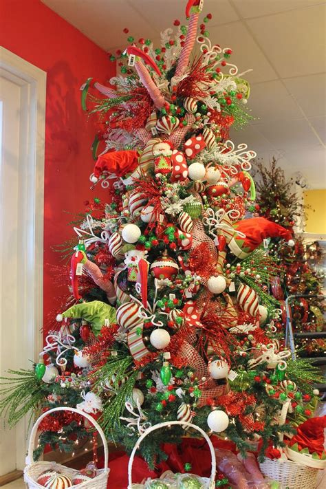 52 best christmas trees elves images on pinterest