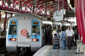 Delhi Metro to reach Greater Noida soon | Daily Mail Online
