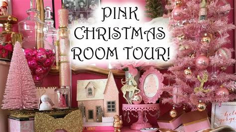 Pink Hanging Decorations - room tour edition 2015 pink