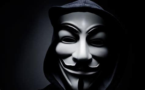 Anonymous Mask Hd Wallpaper For Hacker Symbol Hd