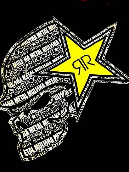 Rockstar Mulisha Metal Energy Drink Svg Drinks