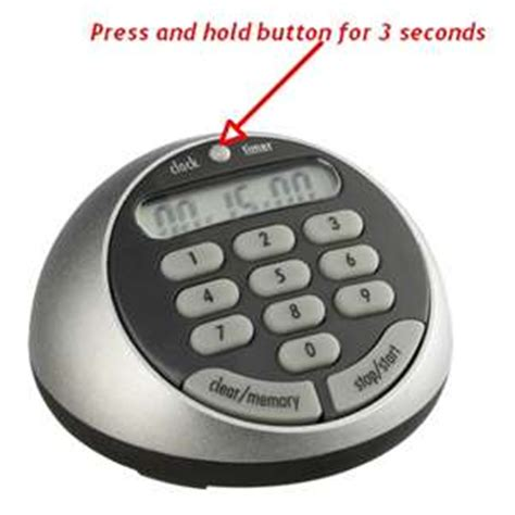 oxo grips timer solved how do i set the clock on my oxo timer fixya 7268