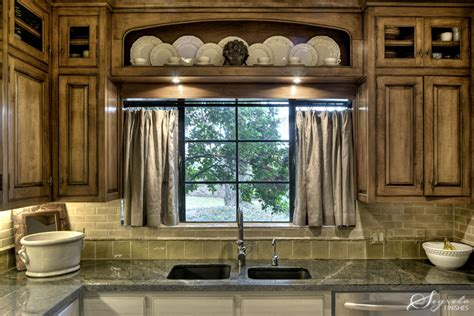 Kitchen Curtain Ideas Above Sink by Window Treatment The Sink Kitchen Curtains Sortrachen