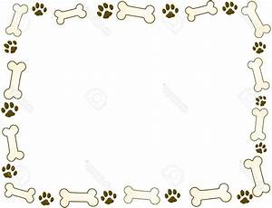 Unique Dog Bone Border Vector Pictures - Vector Art Library