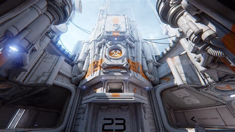 Gorgeous Unreal Tournament Map Revealed