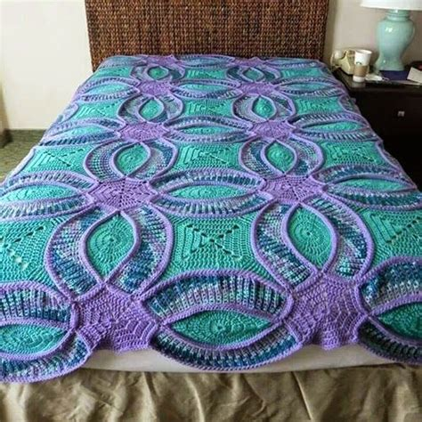 25 best ideas about crochet quilt on square
