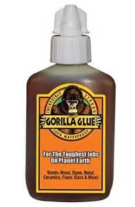 Shoe Sole Glue Gorilla