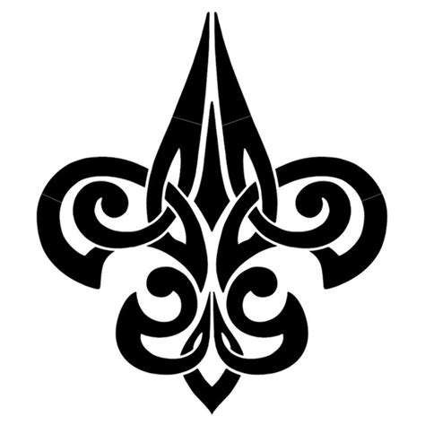Image Of Fleur De Lis | Cub B&G knights of the round table ...