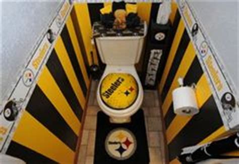 Pittsburgh Steelers Bathroom Decor by 1000 Images About Pittsburgh Steelers Sports On