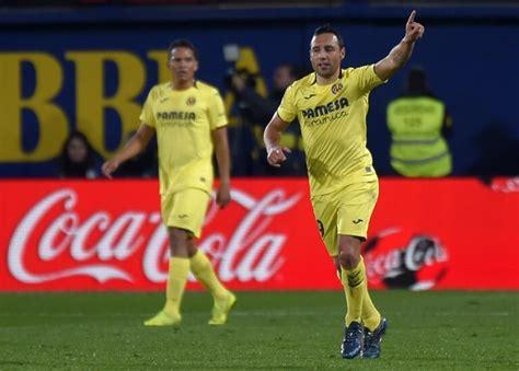 Villarreal's Cazorla spoils Real Madrid Liga return ...