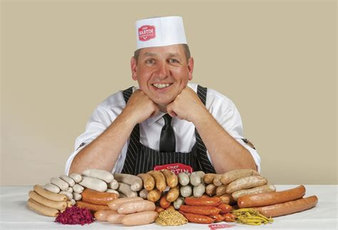 About Chef Martin Old World Butcher Shop Sausage