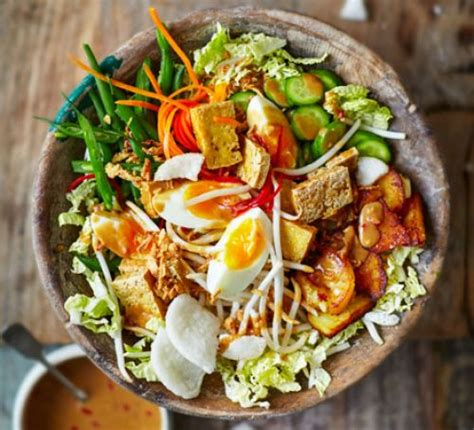 gado gado salad recipe bbc good food