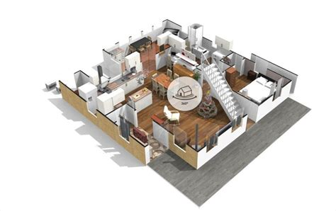 Home By Me : עם Homebyme תוכלו לעצב את הבית בקלות בתלת מימד