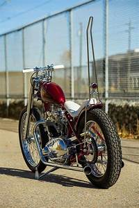 Sissy Bars are cool   bobber motorcycles and ratrods ...