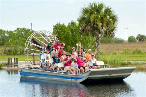 Airboat Alligator Tour by Alligator Airboat Tours Images