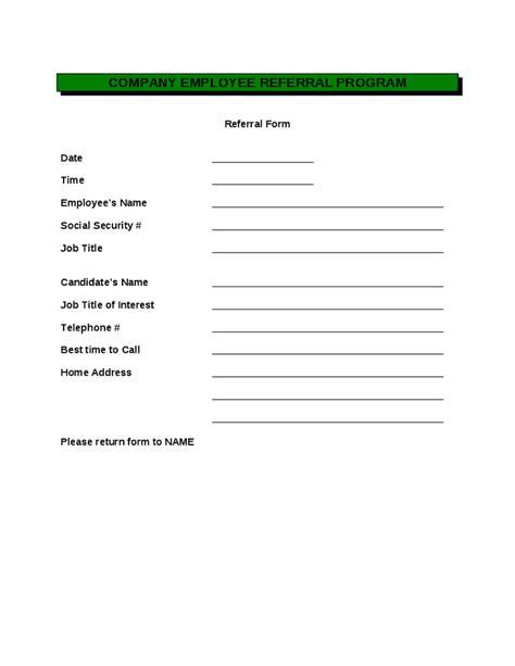 employee referral forms apcc