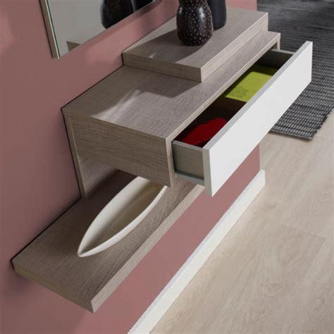cuisine et saveurs meuble d 39 entrée design miroir concept