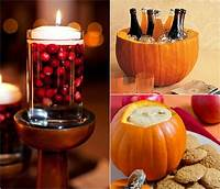thanksgiving decorating ideas 18 Ways to Decorate Your Pretty Thanksgiving Table ...