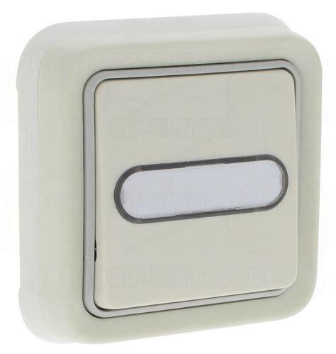 bouton sonnette exterieur